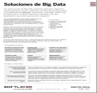 Soluciones de Big Data