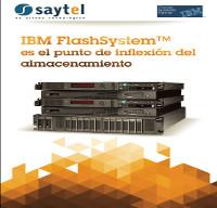 IBM FlashSystem es el punto de inflexión del almacenamiento