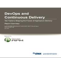 DevOps y la entrega continuada. 10 factores que determinan el futuro del suministro de aplicaciones