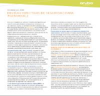 Diseñar Directivas De Seguridad Para #Genmobile
