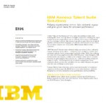 IBM Kenexa Talent Suite