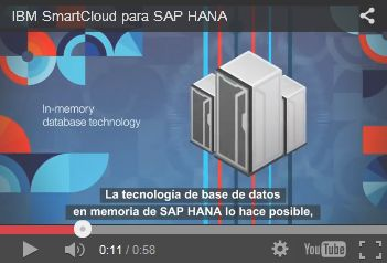 IBM Smart Cloud para SAP HANA
