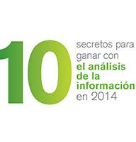 10 secretos para ganar con el análisis de la información