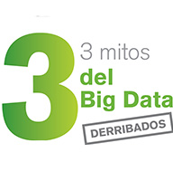 3 mitos del Big Data derribados