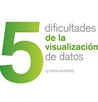 5 Dificultades de la visualización de datos y cómo evitarlas