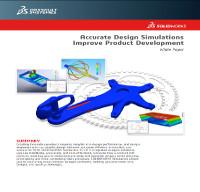 Una simulación de diseño 3D exacta mejora el desarrollo de los productos