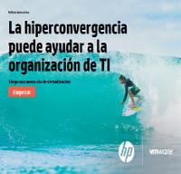 La hiperconvergencia puede ayudar a la organización de TI