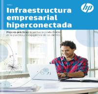Infraestructura empresarial hiperconectada