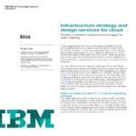 Estrategia de infraestructura y diseño de servicios para cloud
