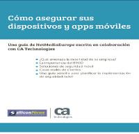 Cómo asegurar sus dispositivos y apps móviles