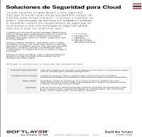 Soluciones de seguridad para cloud