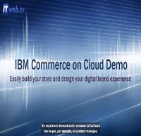 IBM Commerce on Cloud Demo