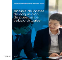 Análisis de costes de adquisición de puestos de trabajo virtuales