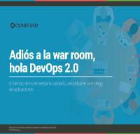 Adiós a la war room, hola DevOps 2.0