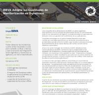 BBVA Adopta las Cualidades de Monitorización de Dynatrace