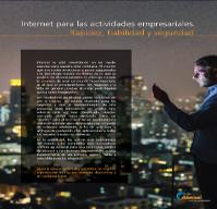 Internet para las actividades empresariales