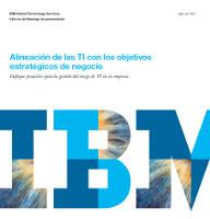 Alineación de las TI con los objetivos estratégicos de negocio