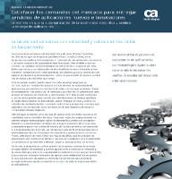 Satisfacer las demandas del mercado para entregar servicios de aplicaciones nuevos e innovadores