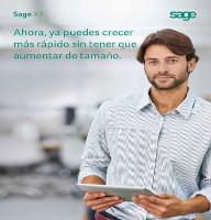 Sage X3 Crece más rápido sin tener que aumentar de tamaño