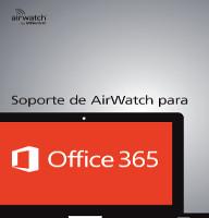 Soporte de AirWatch para Office 365