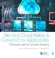 Combinando cloud nativo y aplicaciones convencionales