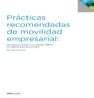 Prácticas recomendadas de movilidad empresarial
