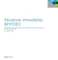 Nuevo modelo BYOD