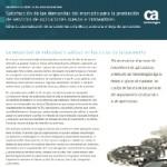 Satisfacción de las demandas del mercado para la prestación de servicios de aplicaciones nuevos e innovadores