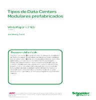 Tipos de Data Centers Modulares prefabricados