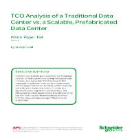 Análisis del coste total de propiedad de un Data Center tradicional frente a un Data Center prefabricado escalable