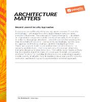 Cuestión de arquitectura