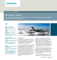 Caso de éxito de Hispano-Suiza y Siemens: Reducir la carga en un 90%