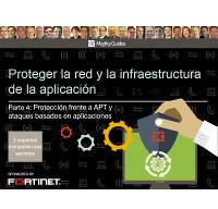 Proteger la red y la infraestructura de la aplicación