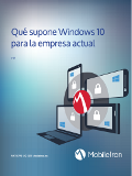 Qué supone Windows 10 para la empresa actual