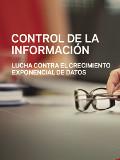 Control de la información: Lucha contra el crecimiento exponencial de datos