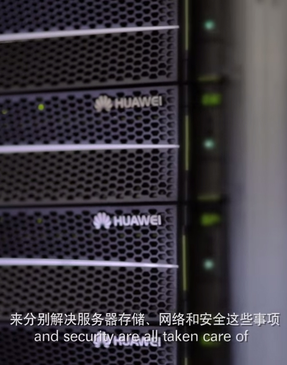 Huawei Portugal. Caso de éxito Whitestar