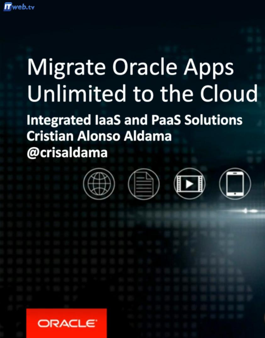 Ventajas de la propuesta de Infraestructura como servicio de Oracle