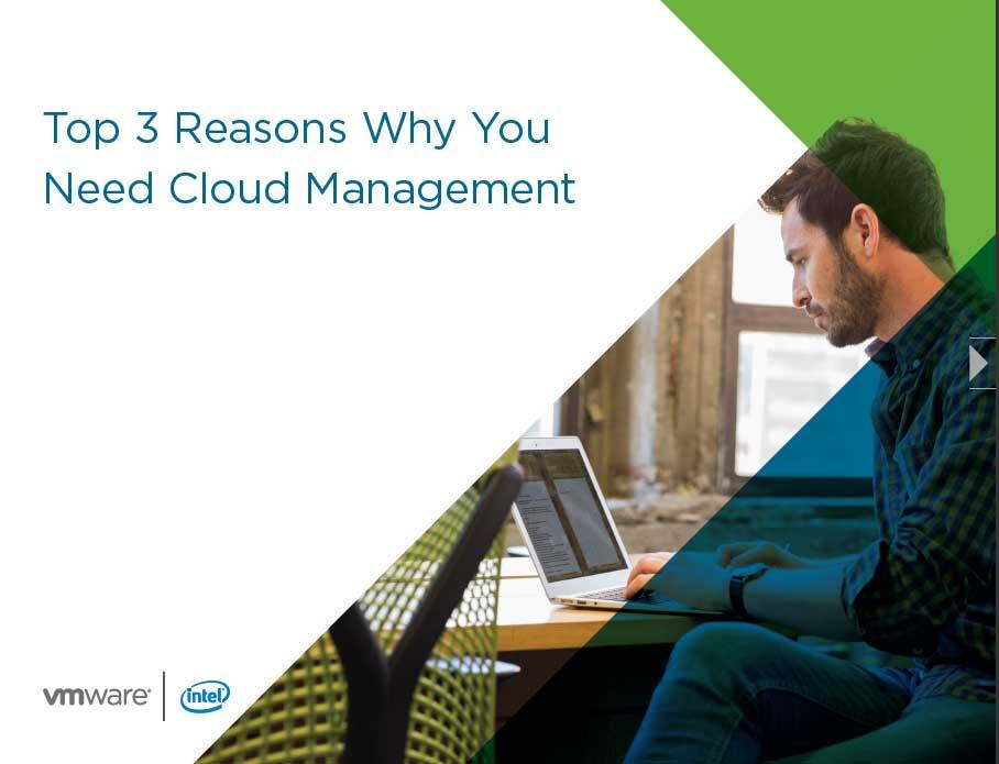 3 razones para adoptar una plataforma de gestión de la nube