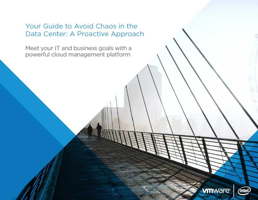 Guía para el centro de datos: un enfoque proactivo para evitar el caos
