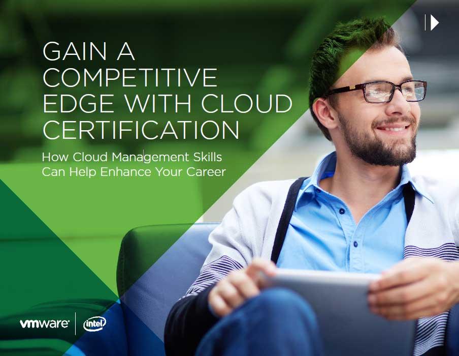 Obtener una ventaja competitiva con la certificación de la nube
