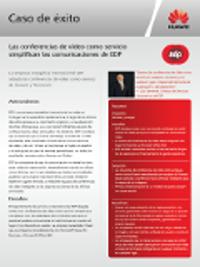 Las conferencias de vídeo como servicio simplifican las comunicaciones de EDP