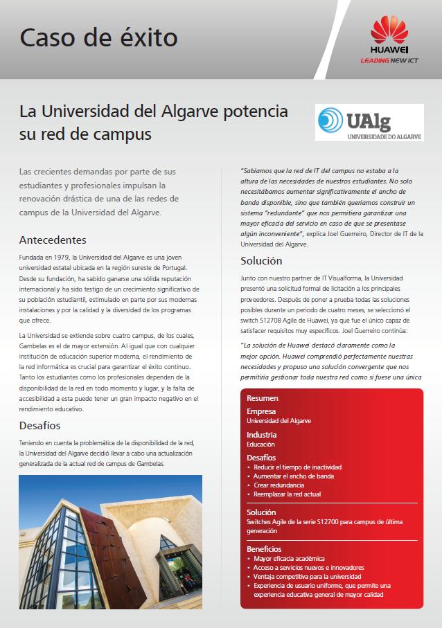La Universidad del Algarve potencia su red de campus
