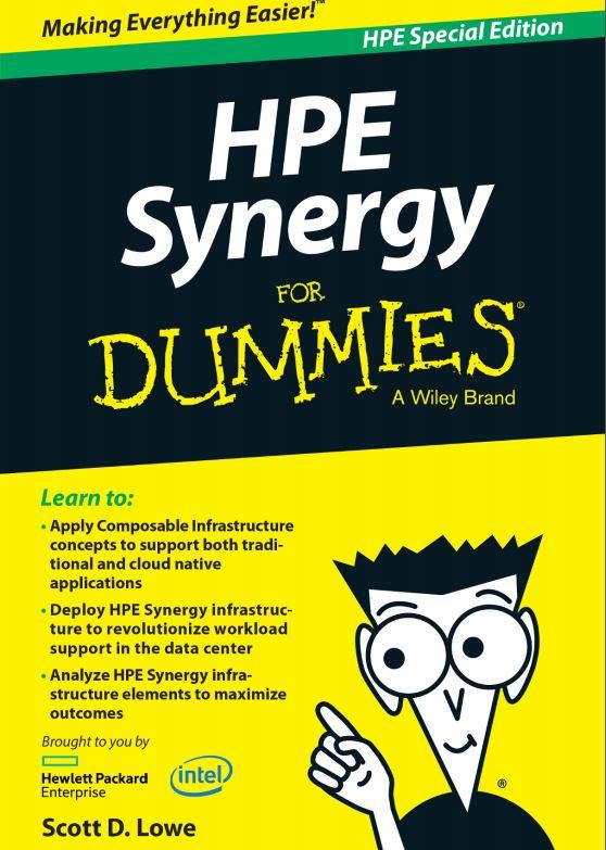 HPE Synergy para Dummies