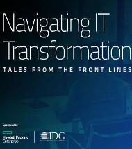 Navegando en la transformación TI