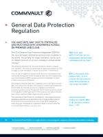 Reglamento General de Protección de Datos (GDPR)