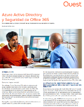 Azure Active Directory  y Seguridad de Office 365