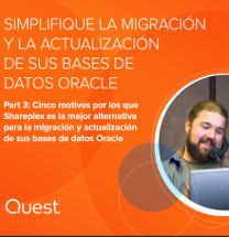 Simplifique las migraciones y la actualización de sus bases de datos Oracle (Parte 3)