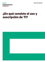 ¿En qué consiste el uso y suscripción de TI?