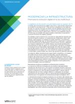 MODERNIZAR LA INFRAESTRUCTURA Promueva la evolución digital en la era multicloud