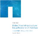 Haga su infraestructura de Datos con NetApp